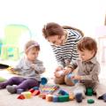 Servicios para niños (guarderia, entrenamiento, enfermeria etc)
