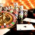 Salas de apuestas, salones de juego